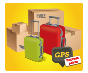 GPS Express Points